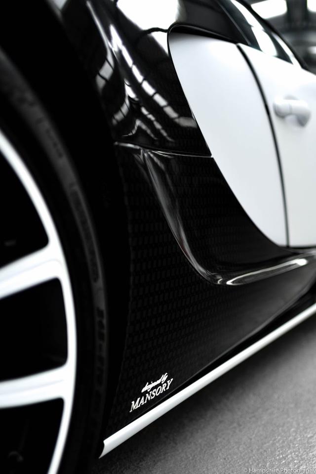 Chiêm ngưỡng siêu xe Bugatti Veyron Mansory Vivere chỉ có đúng 2 chiếc xuất xưởng - Ảnh 11.