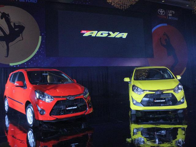Làm quen với Toyota Wigo 2017 - đối thủ của Kia Morning - sắp về Việt Nam - Ảnh 1.