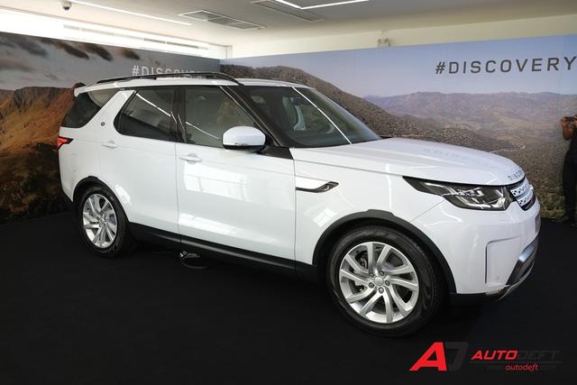 SUV hạng sang Land Rover Discovery 2018 cập bến Đông Nam Á, giá từ 4,4 tỷ Đồng - Ảnh 3.
