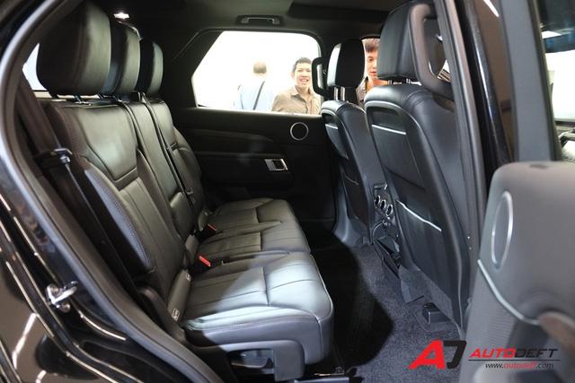 SUV hạng sang Land Rover Discovery 2018 cập bến Đông Nam Á, giá từ 4,4 tỷ Đồng - Ảnh 7.
