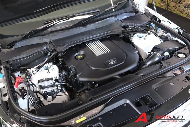 SUV hạng sang Land Rover Discovery 2018 cập bến Đông Nam Á, giá từ 4,4 tỷ Đồng - Ảnh 11.