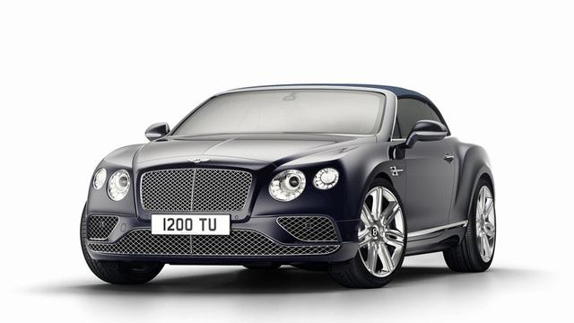 Bentley giới thiệu Continental GT Convertible Timeless Series mới - Ảnh 1.