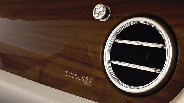 Bentley giới thiệu Continental GT Convertible Timeless Series mới - Ảnh 3.