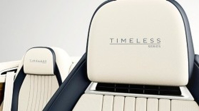 Bentley giới thiệu Continental GT Convertible Timeless Series mới - Ảnh 4.