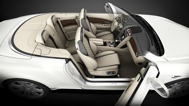 Bentley giới thiệu Continental GT Convertible Timeless Series mới - Ảnh 5.
