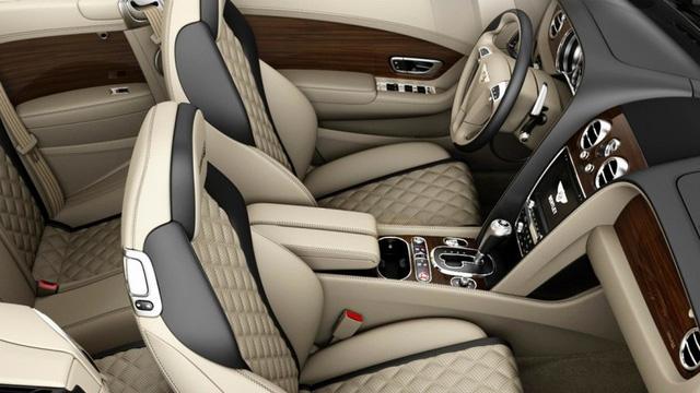 Bentley giới thiệu Continental GT Convertible Timeless Series mới - Ảnh 6.