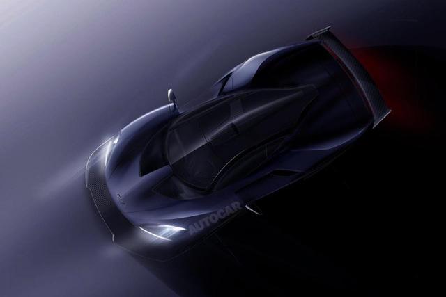 Vũ khí bí mật McLaren P15 sẽ mạnh 789 mã lực và có giá gần 24 tỷ Đồng - Ảnh 1.