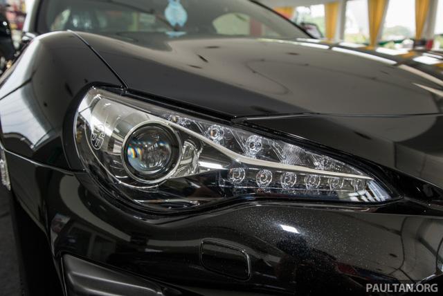 Phiên bản mới của mẫu xe từng ế nhất Việt Nam ra mắt tại Malaysia với giá 1,36 tỷ Đồng - Ảnh 2.