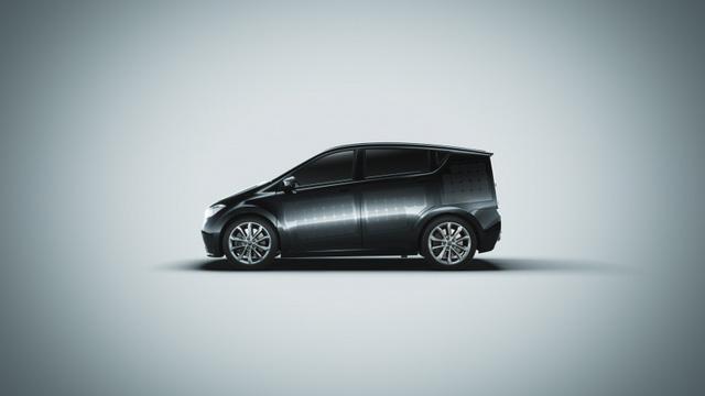 Sono Sion - Xe 5 chỗ chạy bằng năng lượng mặt trời hoàn toàn mới - Ảnh 4.