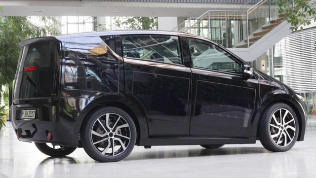 Sono Sion - Xe 5 chỗ chạy bằng năng lượng mặt trời hoàn toàn mới - Ảnh 5.