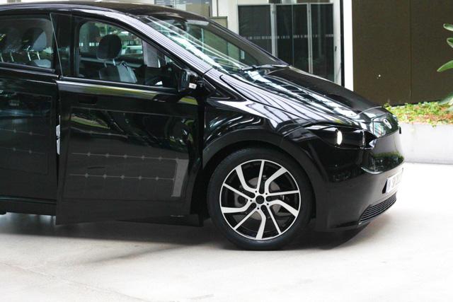 Sono Sion - Xe 5 chỗ chạy bằng năng lượng mặt trời hoàn toàn mới - Ảnh 11.