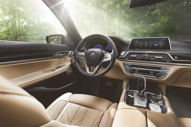 Alpina B7 Bi-Turbo 2017 - Phiên bản nhanh như siêu xe của BMW 7-Series - Ảnh 7.