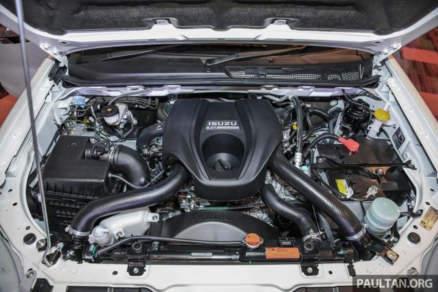 Ngắm kỹ Isuzu MU-X 2017 có thể về Việt Nam trong tương lai để cạnh tranh Toyota Fortuner - Ảnh 14.