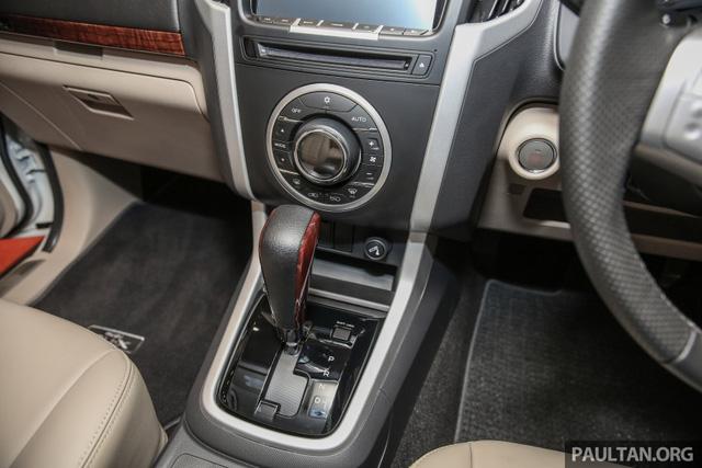 Ngắm kỹ Isuzu MU-X 2017 có thể về Việt Nam trong tương lai để cạnh tranh Toyota Fortuner - Ảnh 15.