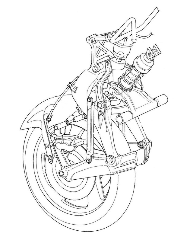 Lộ hình ảnh được cho là của ông vua đường trường Honda Goldwing 2018 - Ảnh 2.