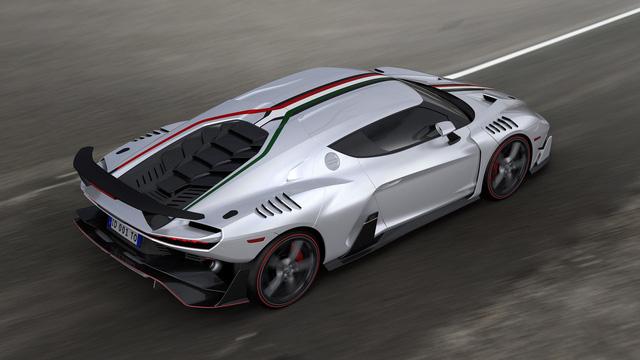Siêu xe triệu đô Italdesign Zerouno ra đời từ Lamborghini Huracan đã cháy hàng - Ảnh 5.