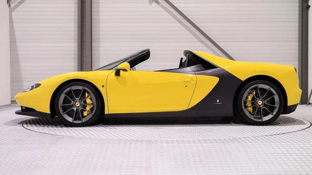 Siêu xe hiếm nhưng đã qua sử dụng Ferrari Sergio có giá không tưởng - Ảnh 7.