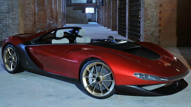 Siêu xe hiếm nhưng đã qua sử dụng Ferrari Sergio có giá không tưởng - Ảnh 8.