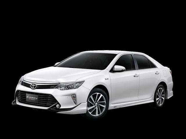 Toyota tung ra Camry 2.0G Extremo 2017 với giá từ 1,04 tỷ Đồng - Ảnh 2.