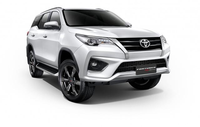 Toyota Fortuner 2017 chính thức ra mắt Đông Nam Á với trang bị tốt hơn - Ảnh 10.