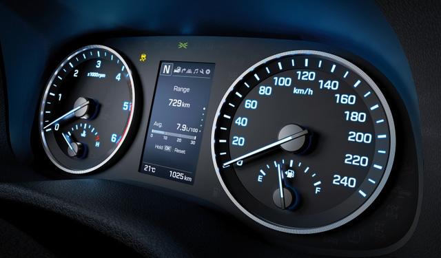 Hyundai giới thiệu phiên bản mới của Tucson tại Malaysia - Ảnh 3.