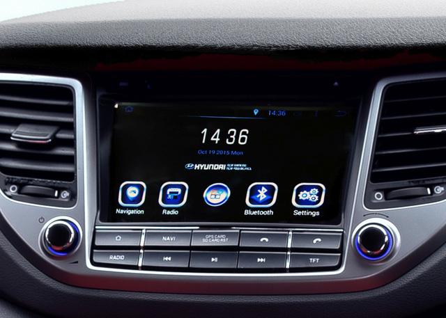 Hyundai giới thiệu phiên bản mới của Tucson tại Malaysia - Ảnh 2.