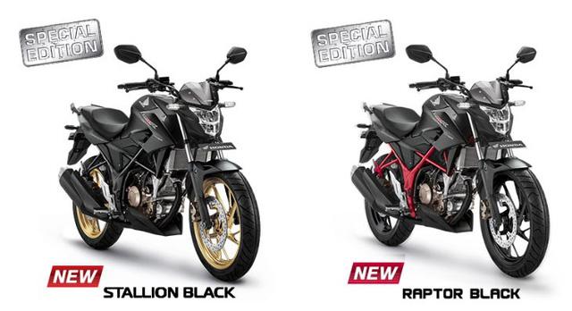 Xe côn tay Honda CB150R StreetFire có thêm 4 màu sơn mới, giá từ 44 triệu Đồng - Ảnh 1.