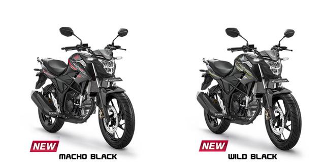 Xe côn tay Honda CB150R StreetFire có thêm 4 màu sơn mới, giá từ 44 triệu Đồng - Ảnh 2.