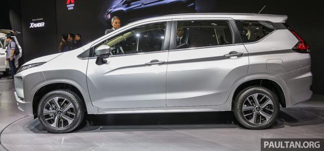 Xe MPV lai SUV cỡ nhỏ Mitsubishi Xpander chính thức trình làng tại Đông Nam Á - Ảnh 2.