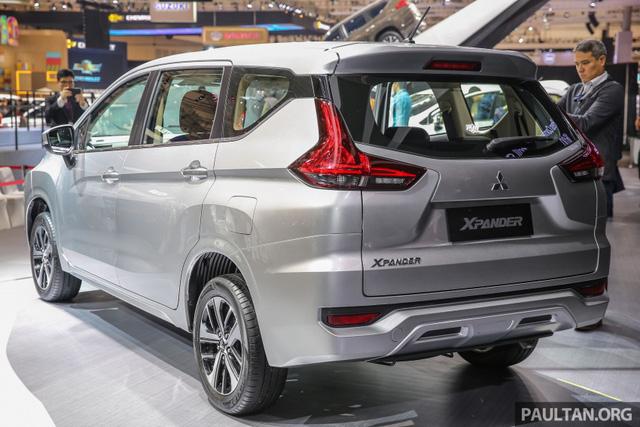 Xe MPV lai SUV cỡ nhỏ Mitsubishi Xpander chính thức trình làng tại Đông Nam Á - Ảnh 3.