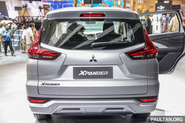 Xe MPV lai SUV cỡ nhỏ Mitsubishi Xpander chính thức trình làng tại Đông Nam Á - Ảnh 4.