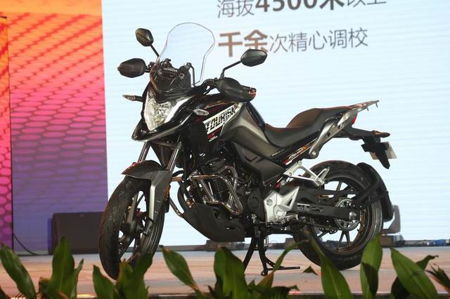 Honda CB190X Adventure - Xe đường trường cho người mới chơi mô tô - Ảnh 3.