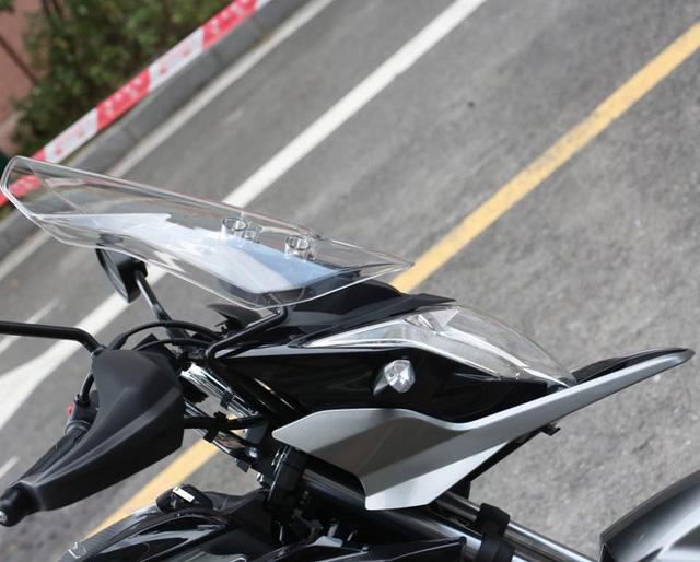 Honda CB190X Adventure - Xe đường trường cho người mới chơi mô tô - Ảnh 4.