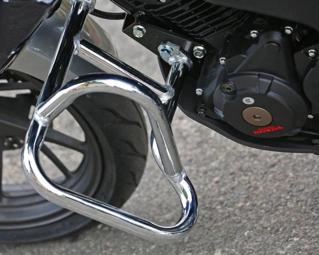 Honda CB190X Adventure - Xe đường trường cho người mới chơi mô tô - Ảnh 6.
