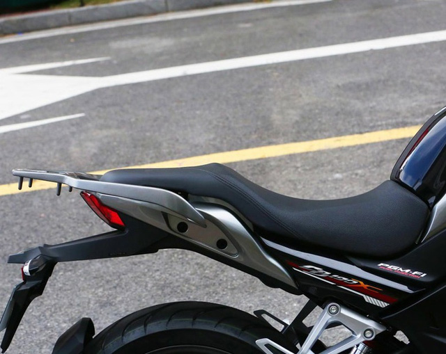 Honda CB190X Adventure - Xe đường trường cho người mới chơi mô tô - Ảnh 7.