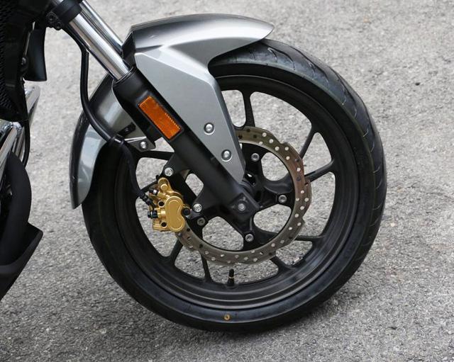Honda CB190X Adventure - Xe đường trường cho người mới chơi mô tô - Ảnh 13.