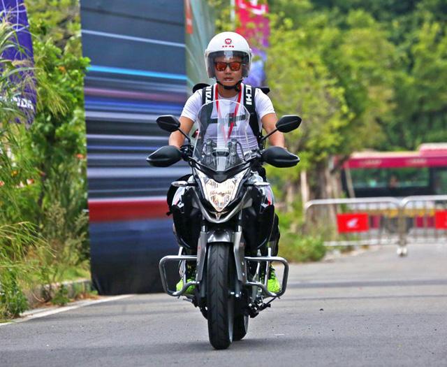 Honda CB190X Adventure - Xe đường trường cho người mới chơi mô tô - Ảnh 16.