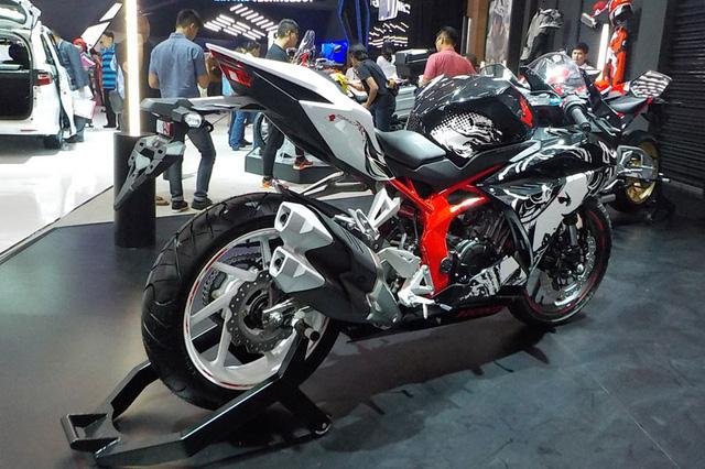 Honda CBR250RR phiên bản đặc biệt mới được vén màn, giá từ 120,6 triệu Đồng - Ảnh 5.