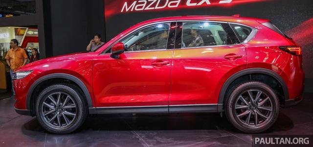 Xe được nhiều người Việt mong chờ Mazda CX-5 2017 cập bến Indonesia với giá gần 900 triệu Đồng - Ảnh 1.