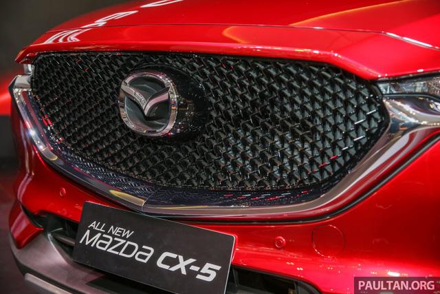Xe được nhiều người Việt mong chờ Mazda CX-5 2017 cập bến Indonesia với giá gần 900 triệu Đồng - Ảnh 2.