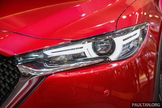 Xe được nhiều người Việt mong chờ Mazda CX-5 2017 cập bến Indonesia với giá gần 900 triệu Đồng - Ảnh 3.