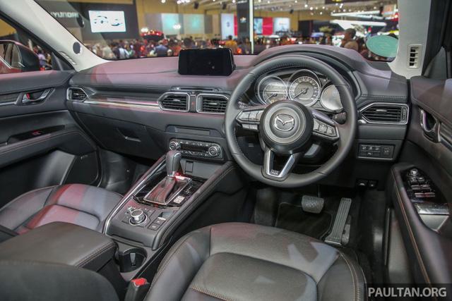 Xe được nhiều người Việt mong chờ Mazda CX-5 2017 cập bến Indonesia với giá gần 900 triệu Đồng - Ảnh 10.
