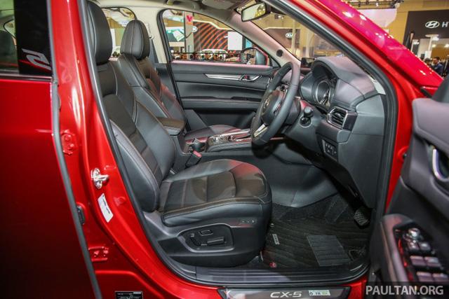 Xe được nhiều người Việt mong chờ Mazda CX-5 2017 cập bến Indonesia với giá gần 900 triệu Đồng - Ảnh 11.