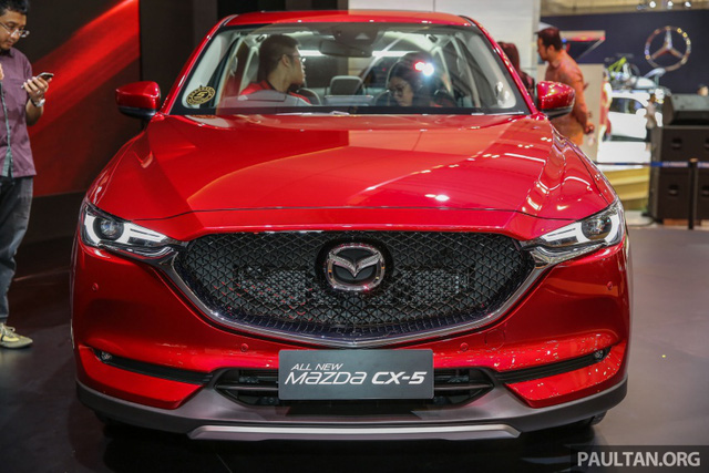 Xe được nhiều người Việt mong chờ Mazda CX-5 2017 cập bến Indonesia với giá gần 900 triệu Đồng - Ảnh 17.