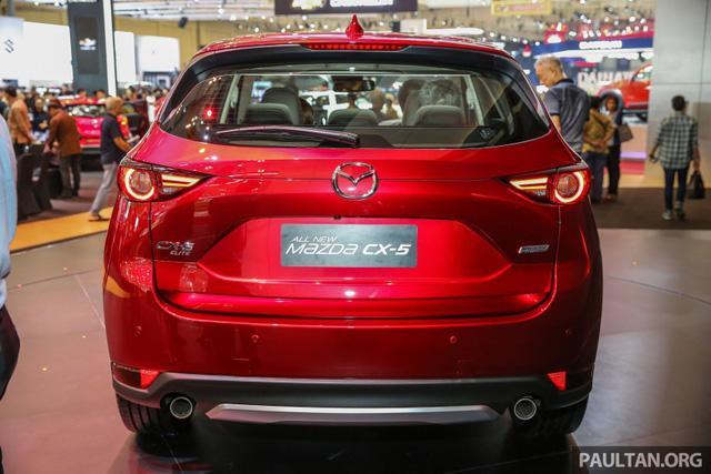 Xe được nhiều người Việt mong chờ Mazda CX-5 2017 cập bến Indonesia với giá gần 900 triệu Đồng - Ảnh 18.