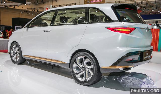 Cận cảnh cặp đôi xe concept hoàn toàn mới của Daihatsu - Ảnh 7.