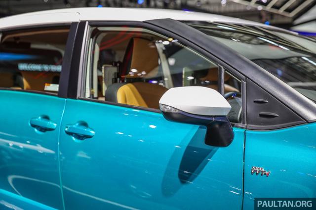 Xe gia đình Toyota Sienta lột xác từ hình tượng dễ thương sang đậm chất thể thao - ảnh 5