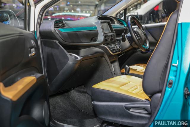 Xe gia đình Toyota Sienta lột xác từ hình tượng dễ thương sang đậm chất thể thao - ảnh 7