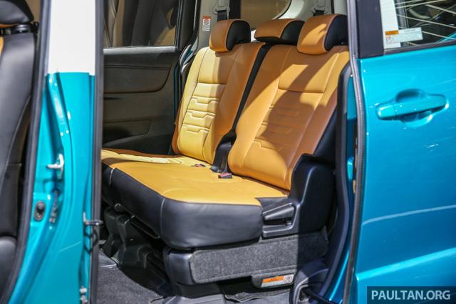 Xe gia đình Toyota Sienta lột xác từ hình tượng dễ thương sang đậm chất thể thao - ảnh 8