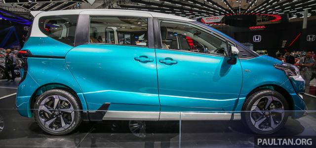 Xe gia đình Toyota Sienta lột xác từ hình tượng dễ thương sang đậm chất thể thao - ảnh 10